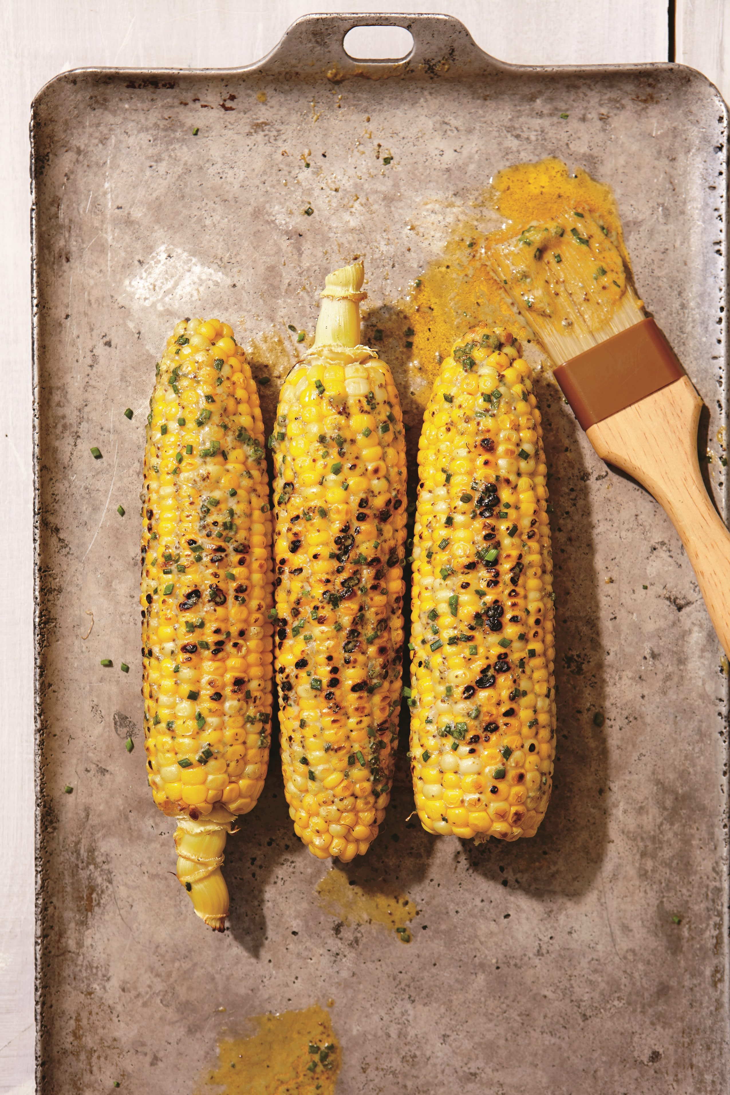Foto de Espiga de milho grelhada por WW
