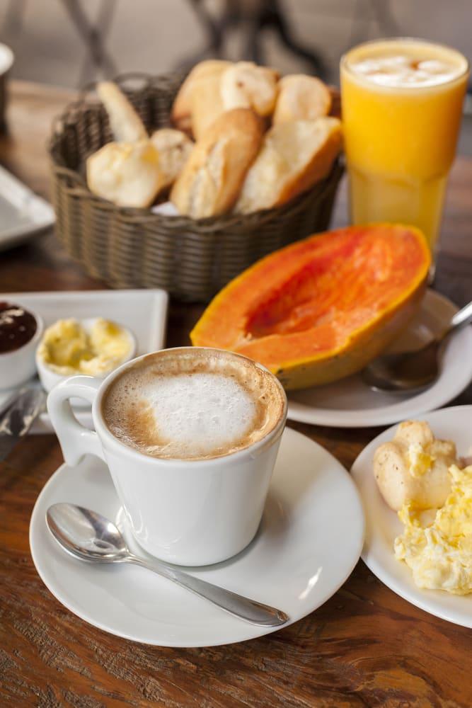 Foto de Mesa de café da manhã por WW
