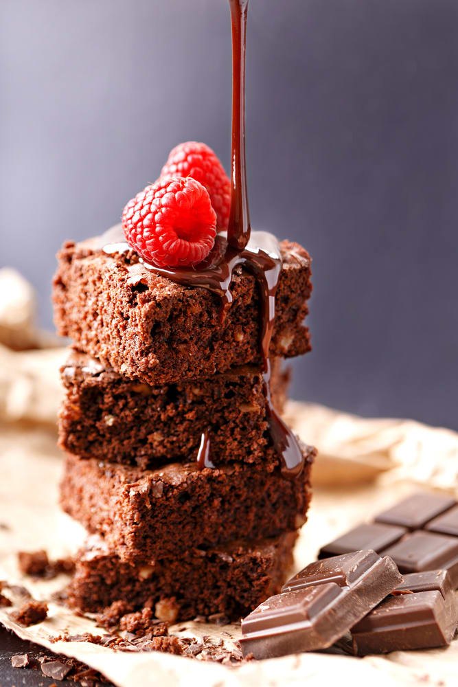 Foto de Bolo fofo de chocolate com calda por WW