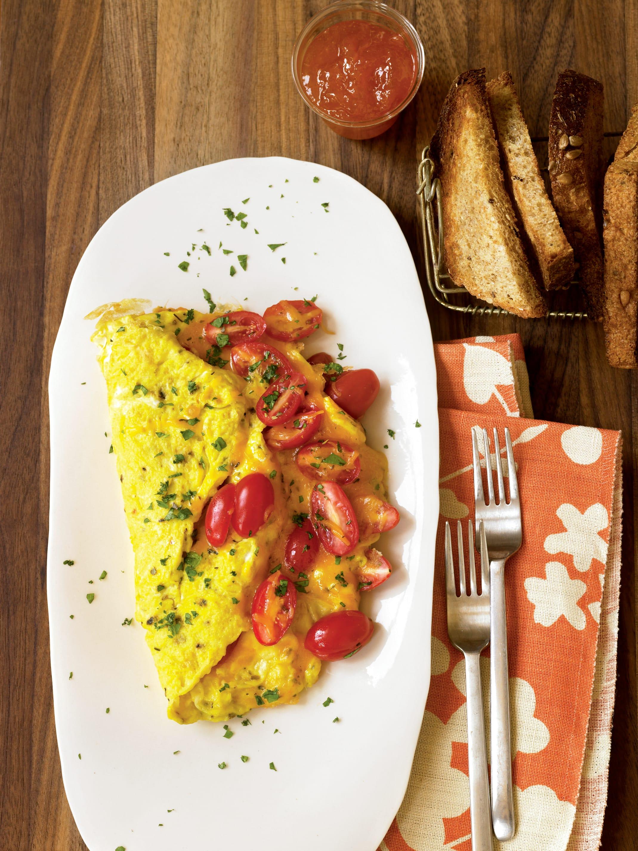 Foto de Omelete à provençal por WW