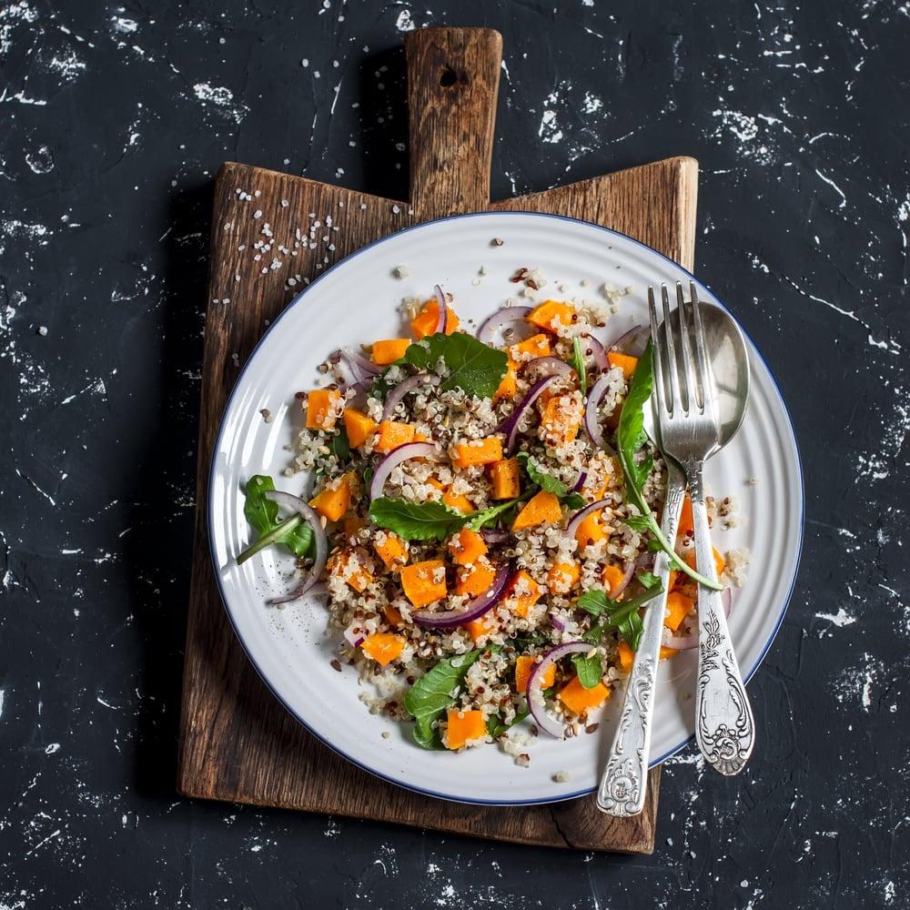 Foto de Salada de Quinoa com Legumes por WW