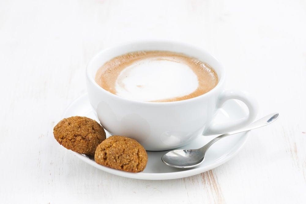 Foto de Cappuccino com Cookies de Aveia por WW