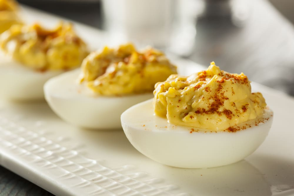 Foto de Ovos apimentados por WW