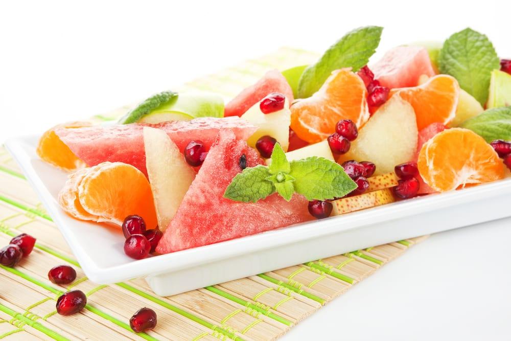 Foto de Salada de Frutas Tropical com Xarope de Anis por WW
