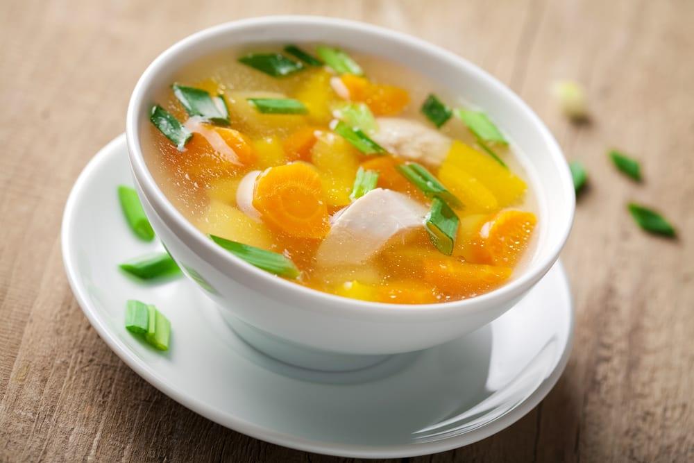 Foto de Sopa de Legumes com Frango por WW