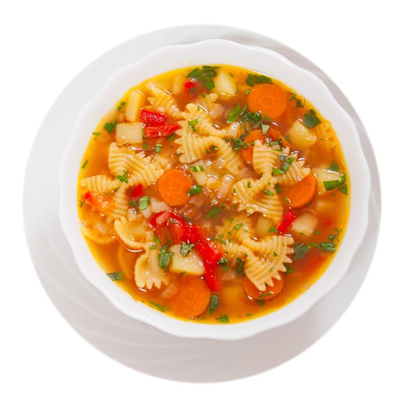 Foto de Sopa de legumes por WW