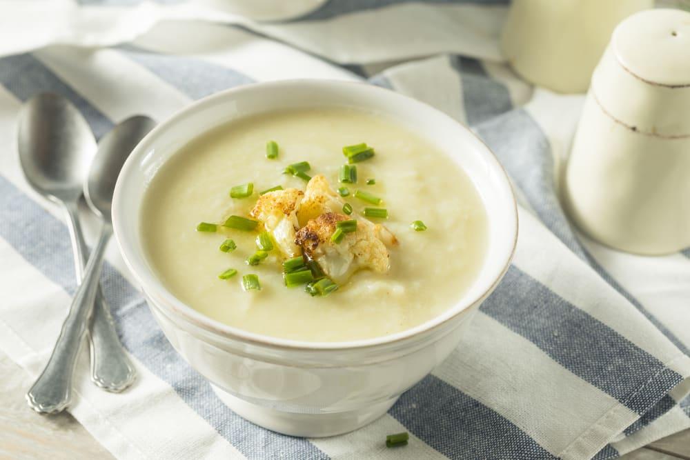 Foto de Sopa de couve-flor assada por WW