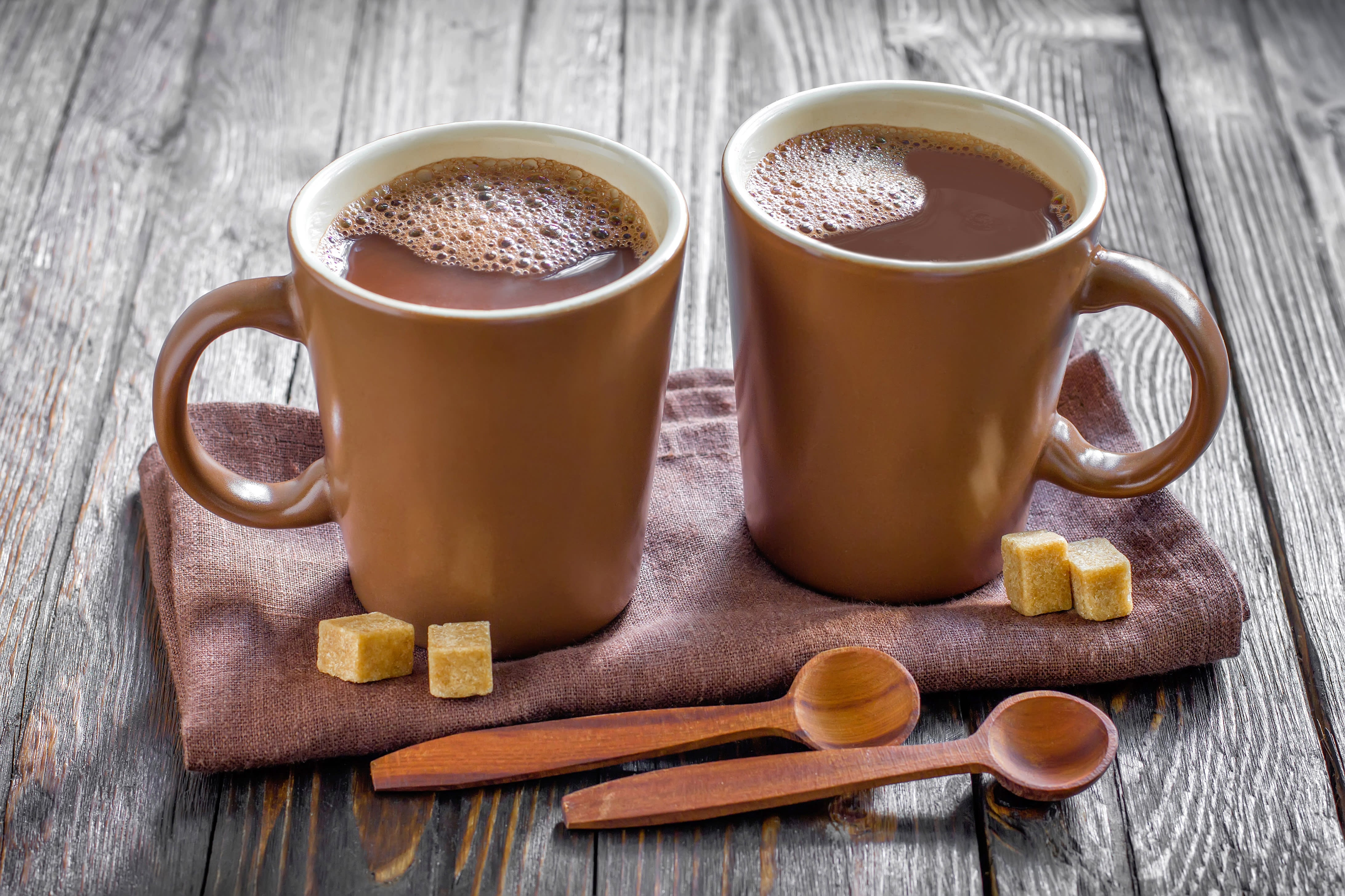 Foto de Chocolate quente por WW