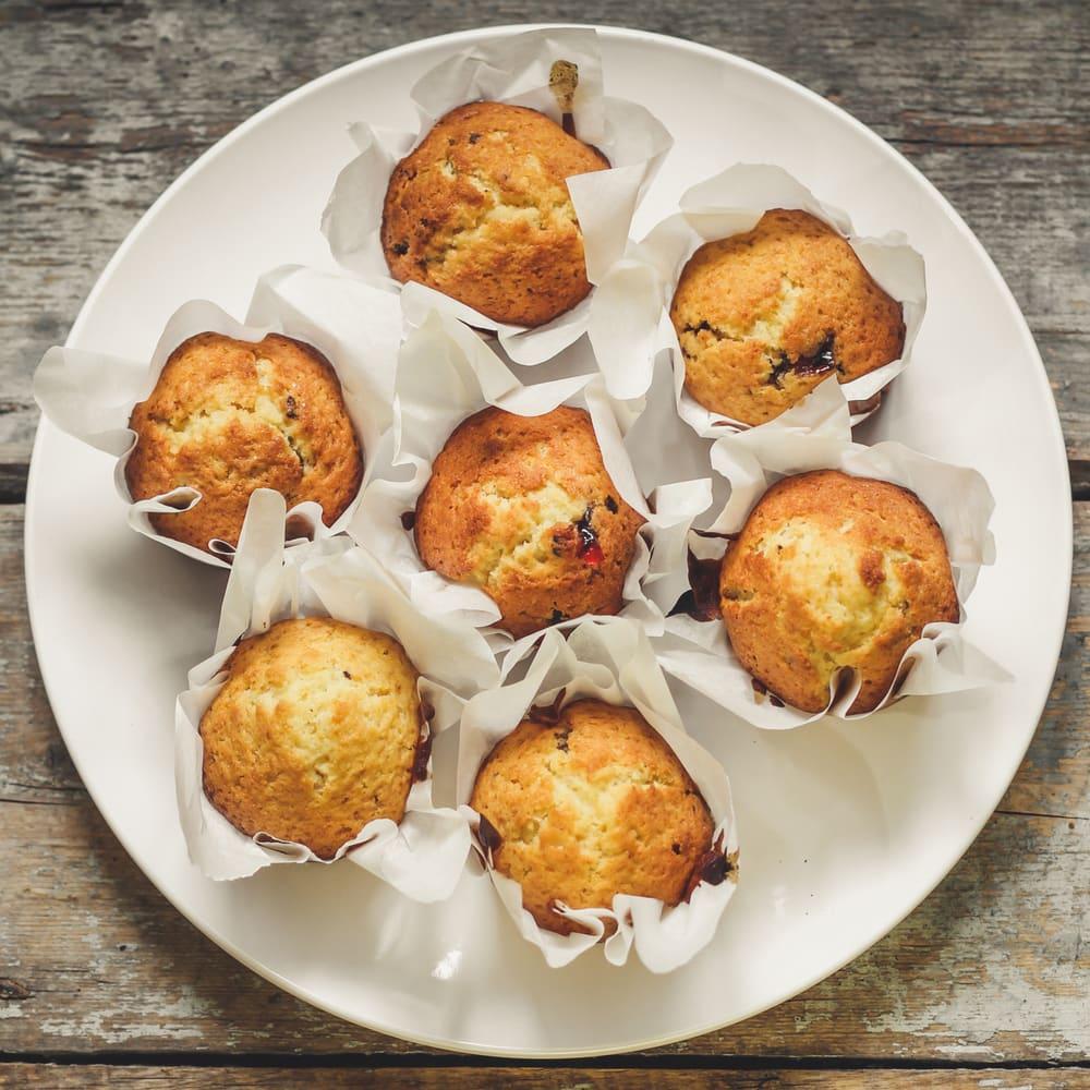 Foto de Muffins de Abóbora com Cranberry por WW