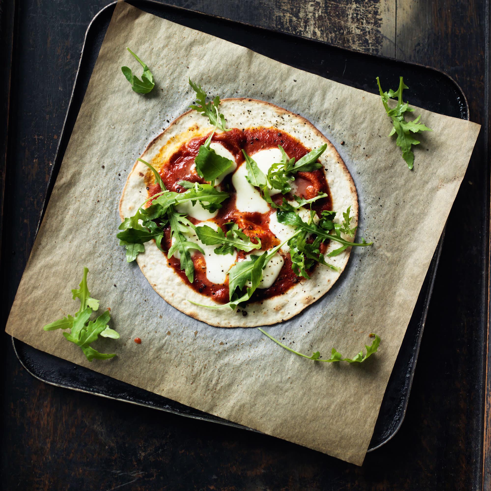 Foto de Pizza margherita por WW