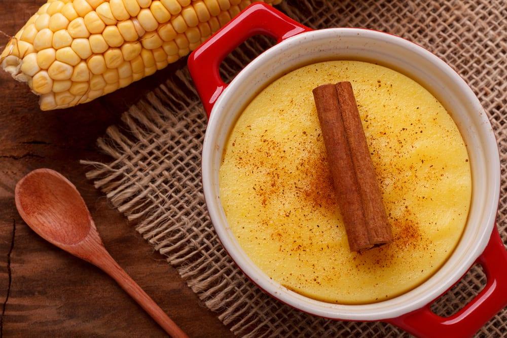Foto de Curau de milho por WW