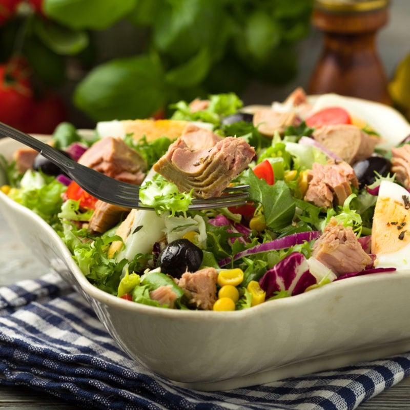 Foto de Salada de atum por WW