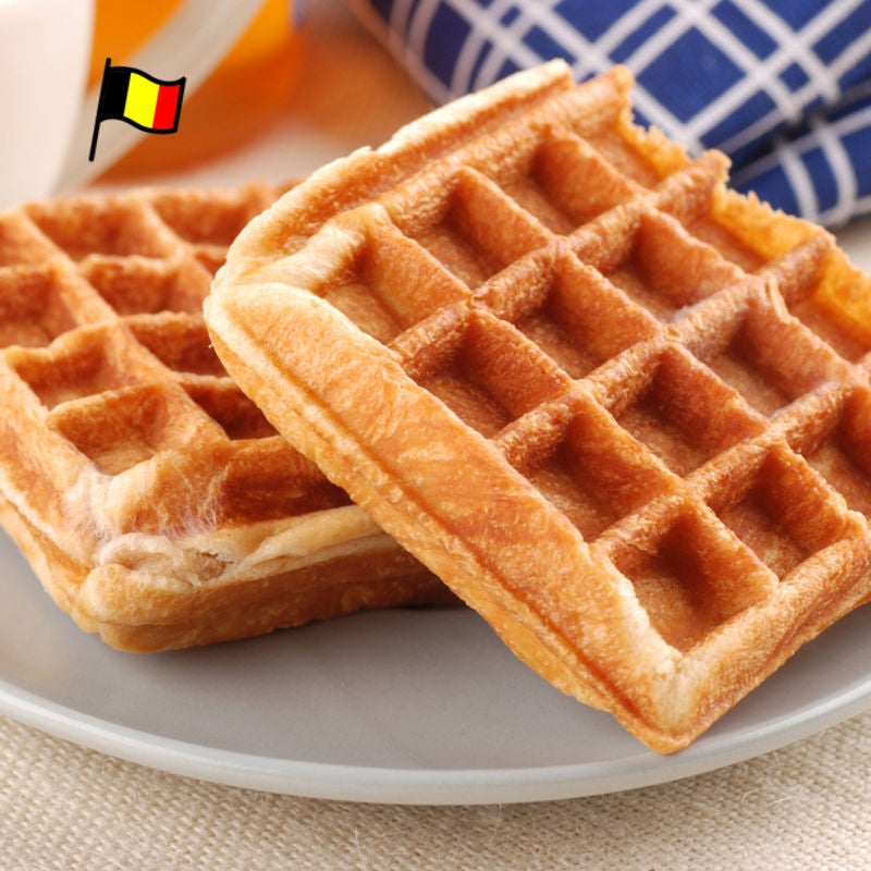 Foto de Waffles Belgas por WW