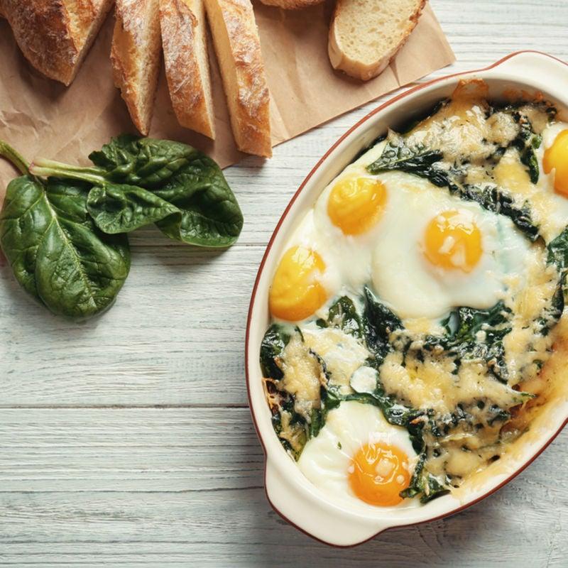 Foto de Ovos à florentine por WW