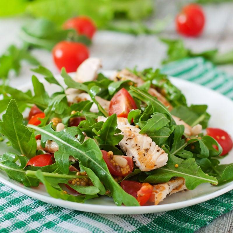 Foto de Salada Italiana com Frango por WW