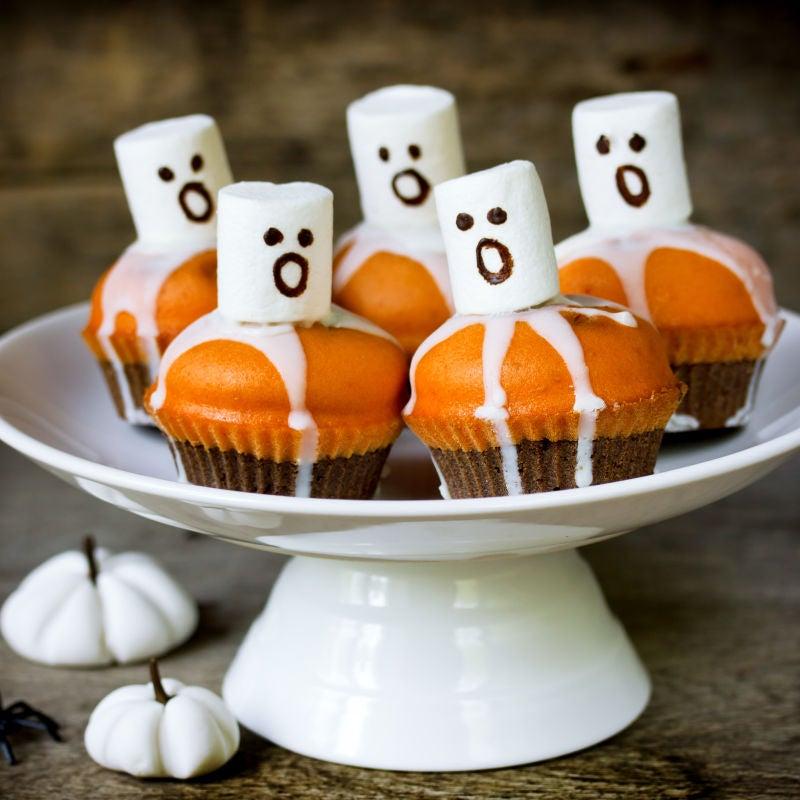 Foto de Muffins assombrados por WW