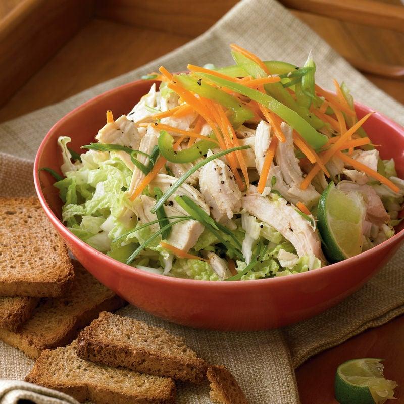 Foto de Salada de Acelga e Frango ao Limão por WW