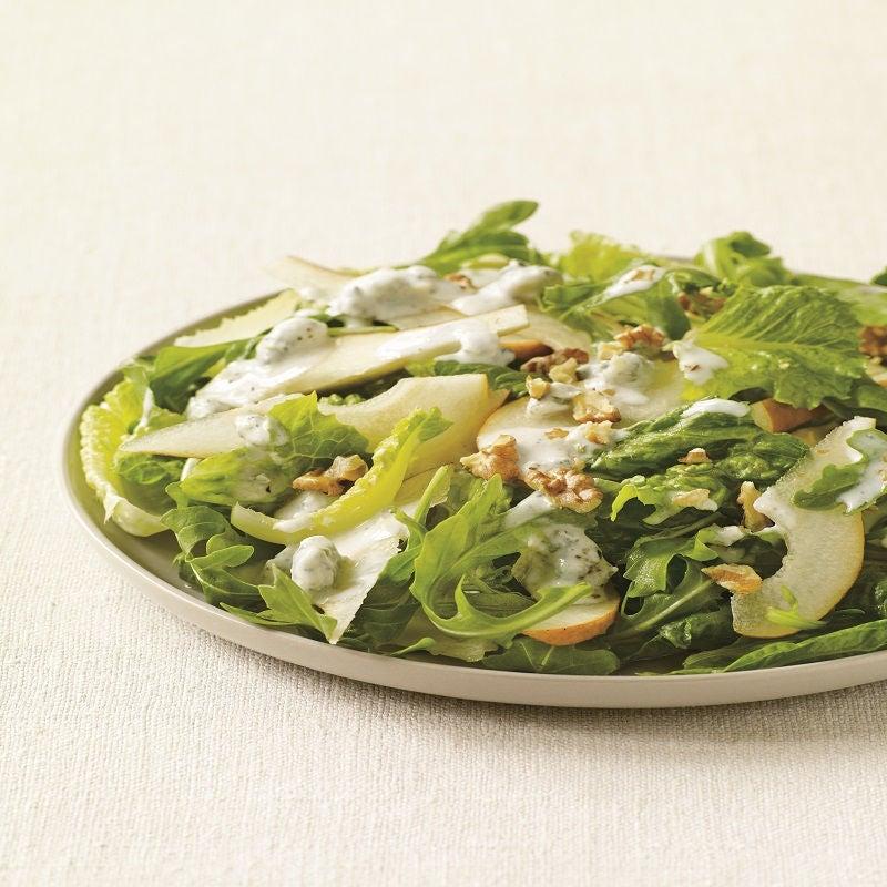 Foto de Salada de pera e queijo gorgonzola por WW