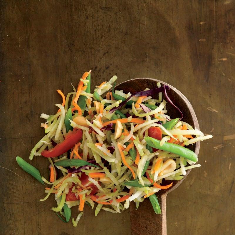 Foto de Salada de Repolho ao Estilo Tailandês por WW