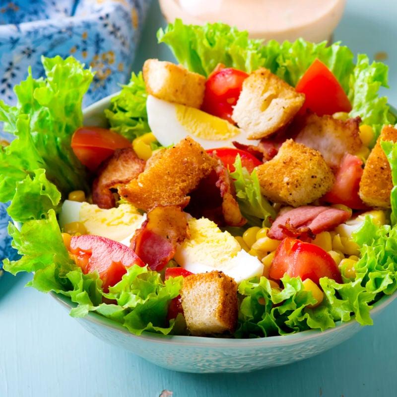 Foto de Salada de Chef por WW