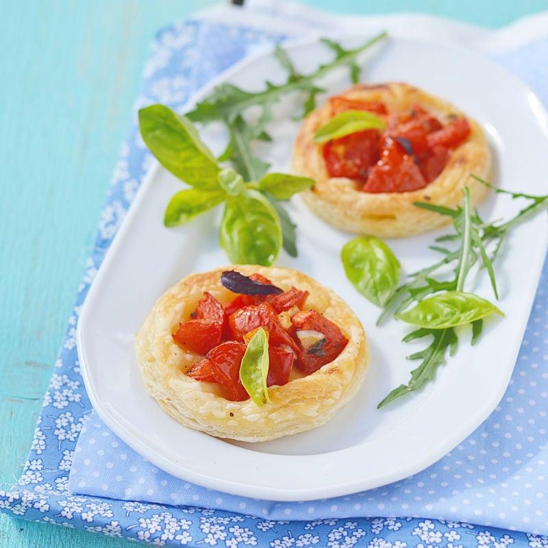 Foto de Mini Tortinhas de Tomate por WW