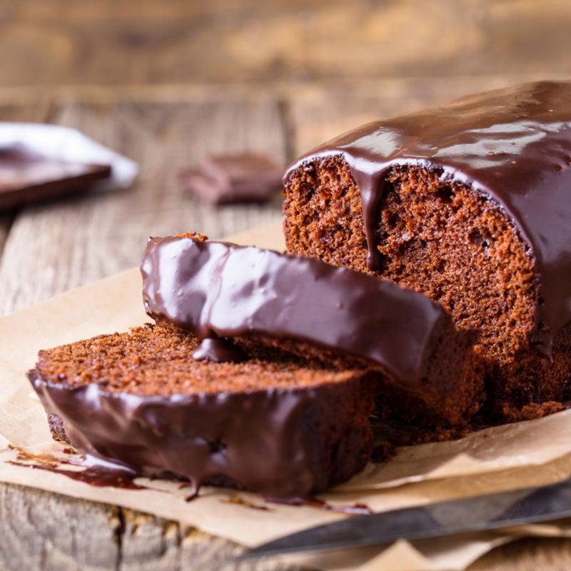 Foto de Bolo de Chocolate com Calda de Café por WW