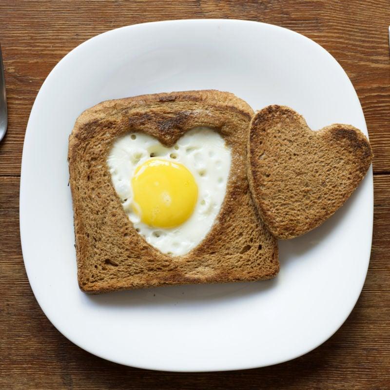 Foto de Torrada com ovos por WW