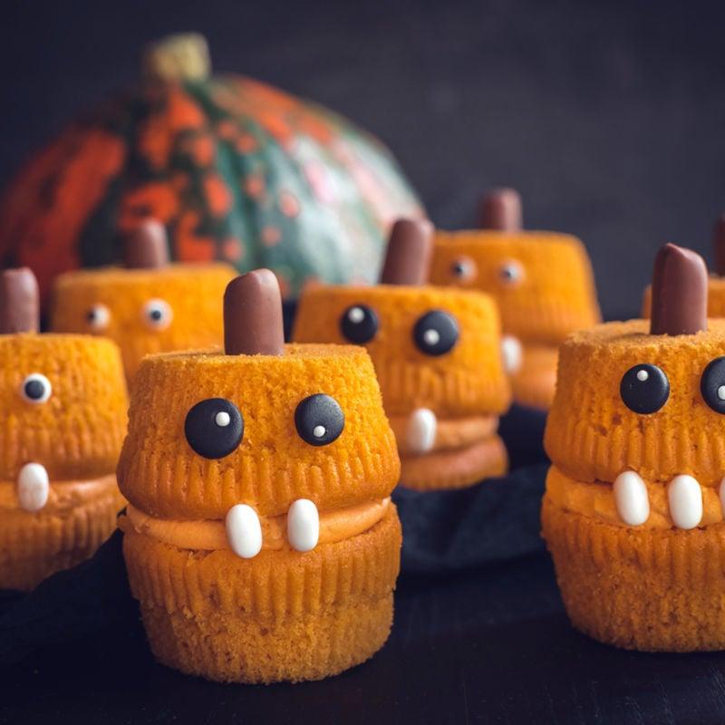 Foto de Muffins Monstruosos por WW