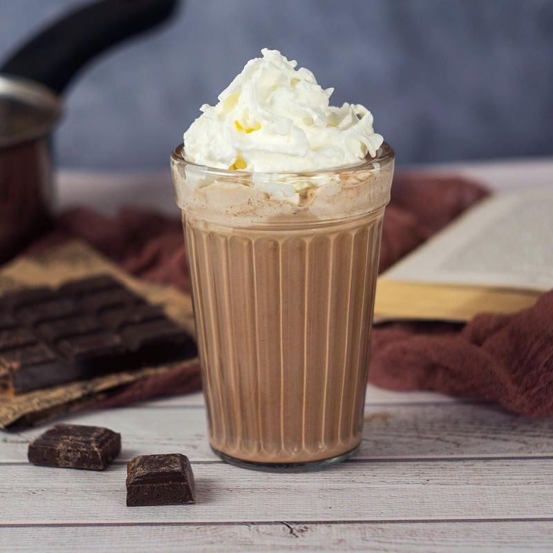 Foto de Chocolate quente com menta por WW