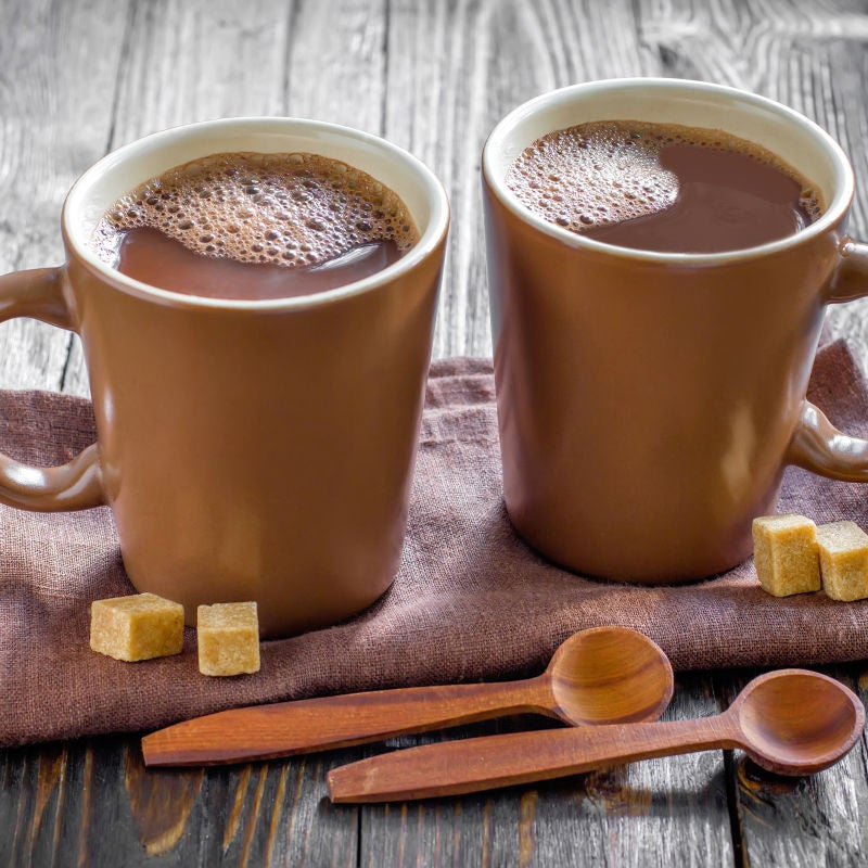 Foto de Chocolate quente por WW