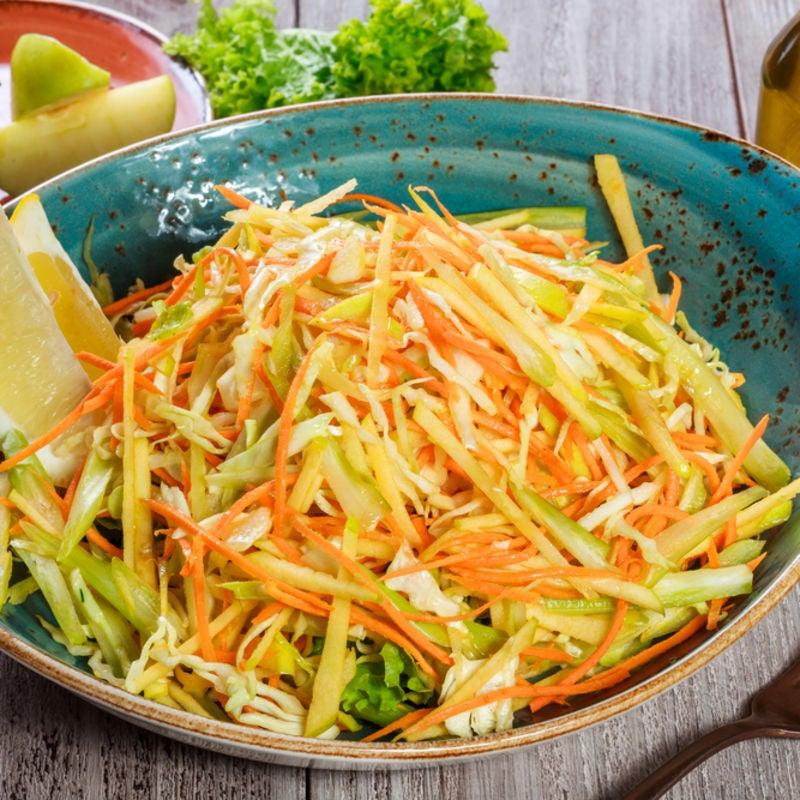 Foto de Salada de Cenoura e Maçã por WW